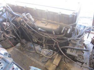 Parduodame vilkikų variklius,bei jų dalis,Renault Scania Volvo markės