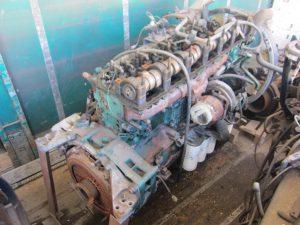 Parduodame vilkikų variklius,bei jų dalis,Renault Scania Volvo markės.